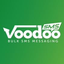Vooodoo SMS, Bulk SMS Limited full logo