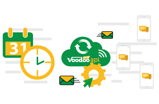 Internet SMS Service   Send SMS on the Internet   Voodoo SMS