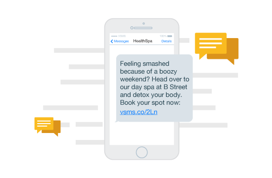 SMS Messaging Service | Voodoo SMS