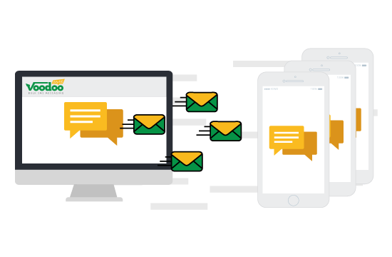 SMS Providers for Marketers, Apps and Businesses | Voodoo SMS