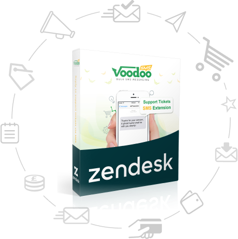 Send SMS Text Messages from Zendesk