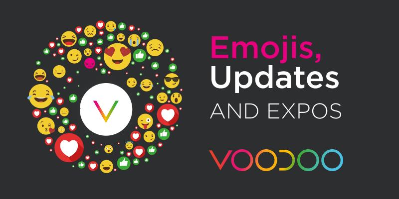 Emojis 😎 Updates and Expos