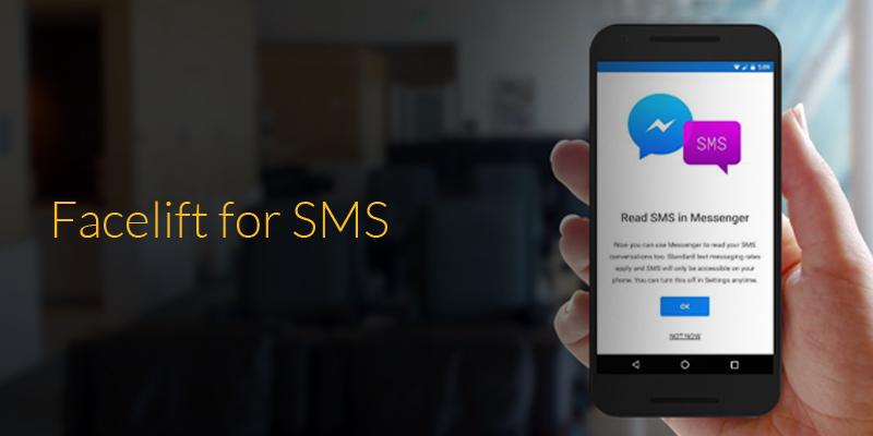 Facelift for SMS