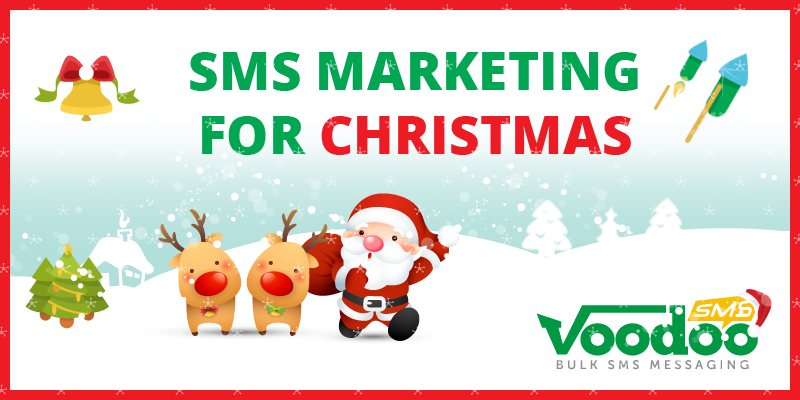 SMS Marketing for Christmas