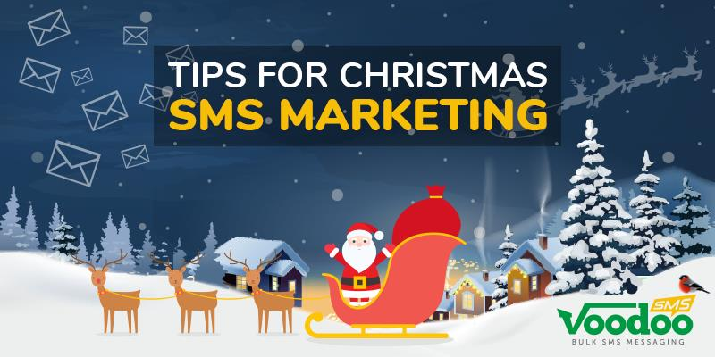 5 Tips for Festive SMS Marketing