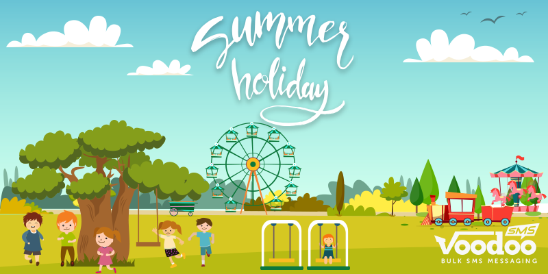 SMS and Summer Holidays