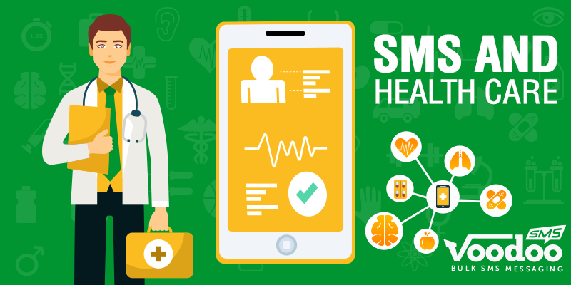 SMS and Healthcare