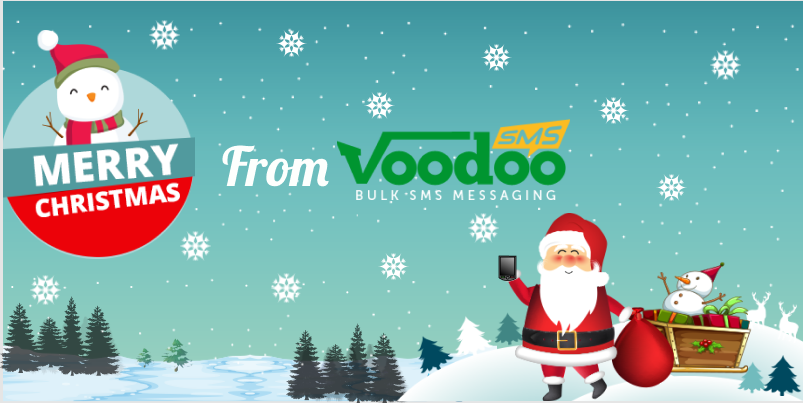 Christmas With Voodoo SMS