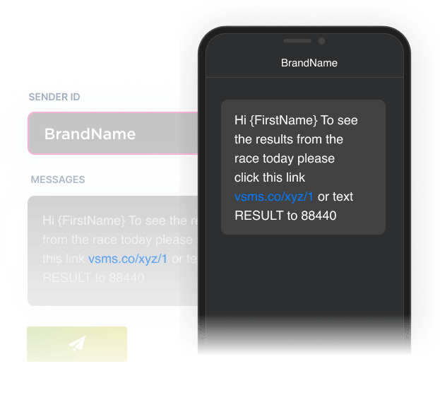 INCREASE BRAND AWARENESS WITHSMS TEXT MESSAGES